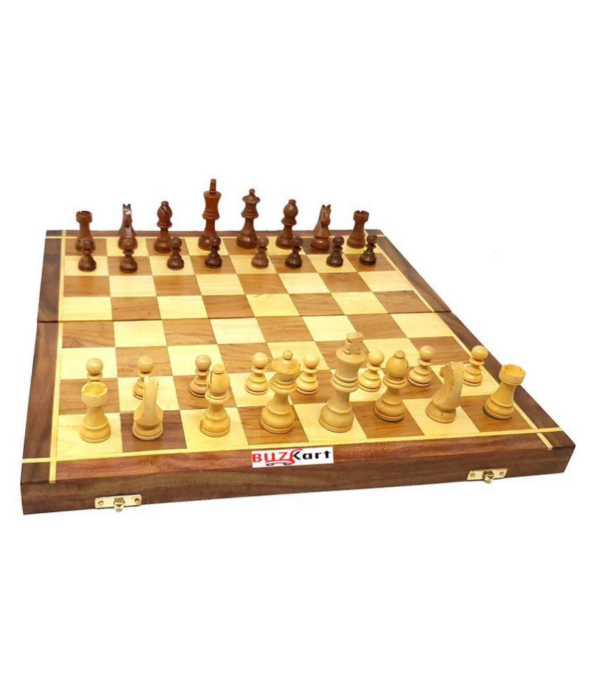 Buzykart Wooden Multicolor Board Games 16
