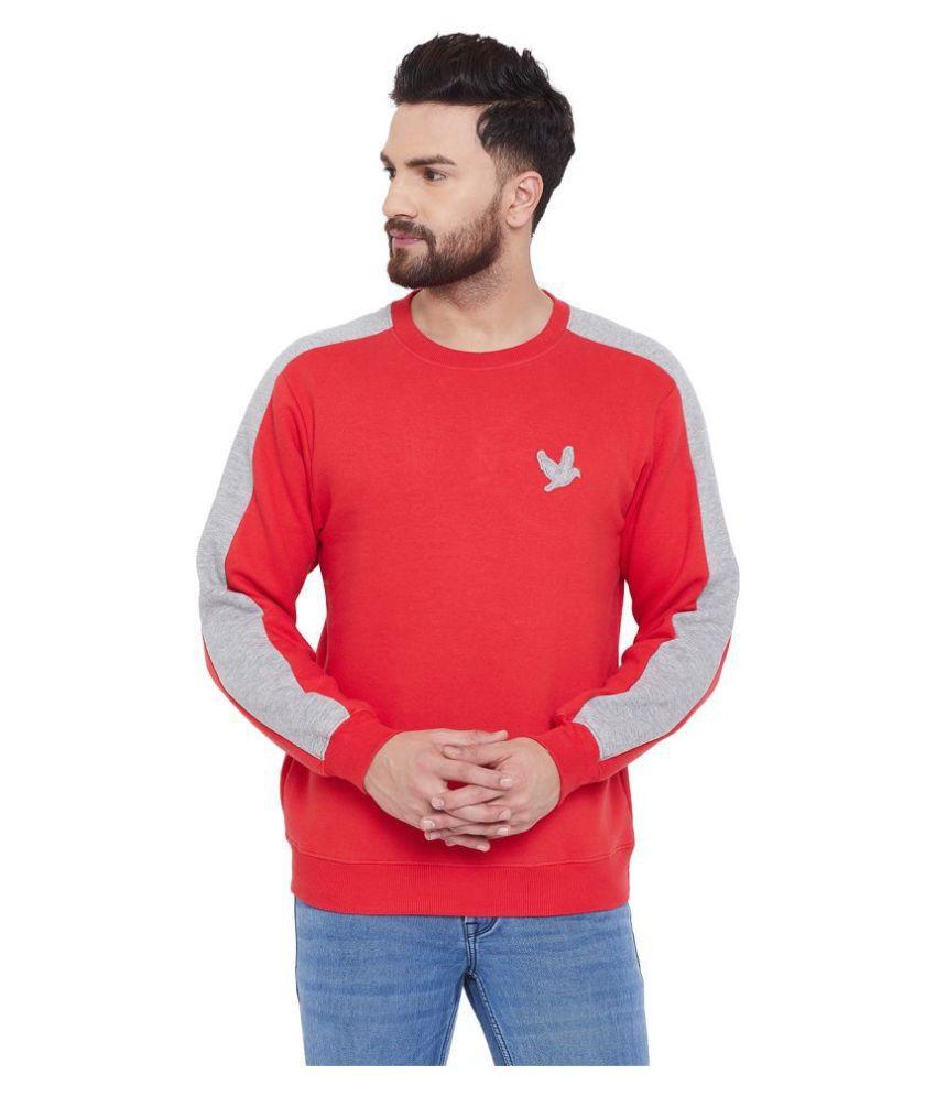 Canary London Red Sweatshirt