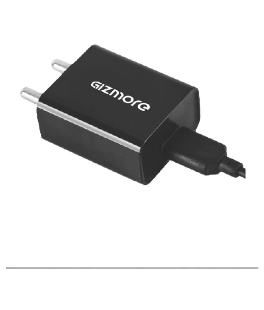 Gizmore 2A Travel Charger