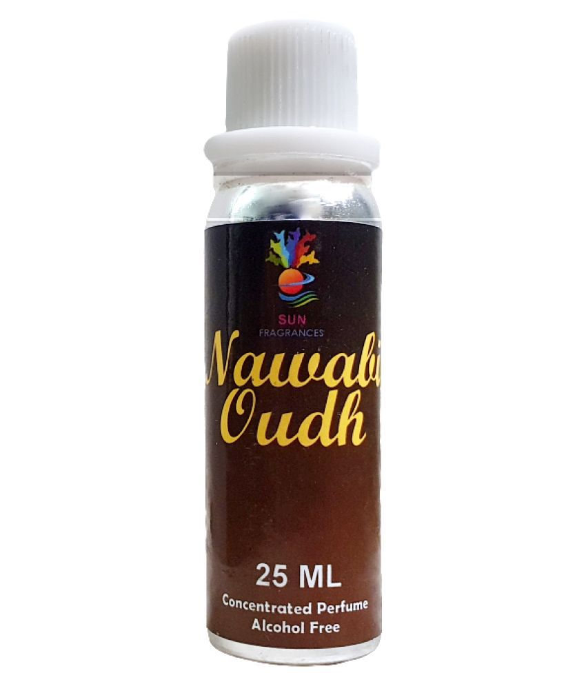 Nawabi Oudh 25ml Attar (Fragrance of Royal Women) Sun Fragrances
