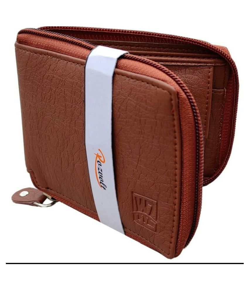 BS PU Multi Casual Short Wallet: Buy Online at Low Price