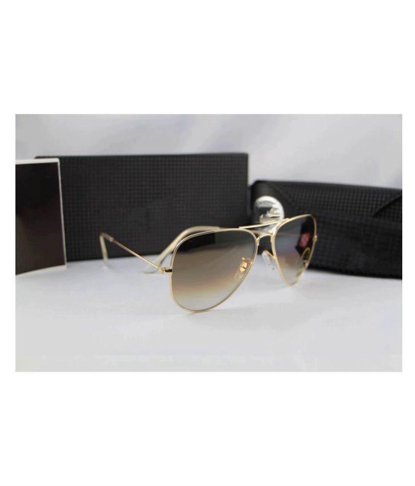 RESIST - Multicolor Pilot Sunglasses ( 3026 Glass )