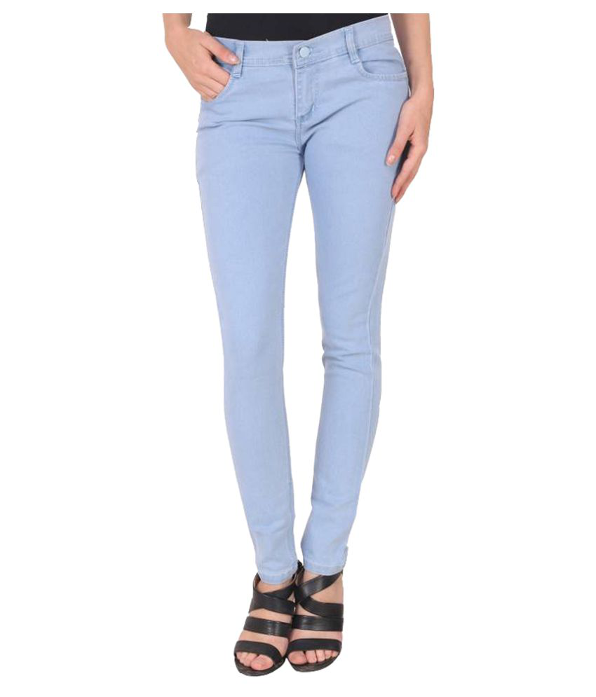 Rj Fashion Denim Jeans - Blue
