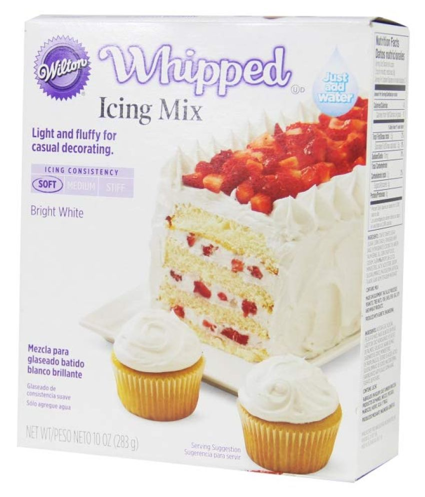 Wilton Whipped Icing Mix 283 g