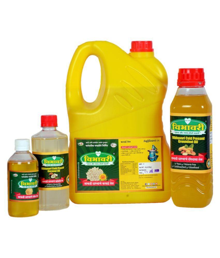 Vibhavari Seed oil 6.7 L Pack of 4