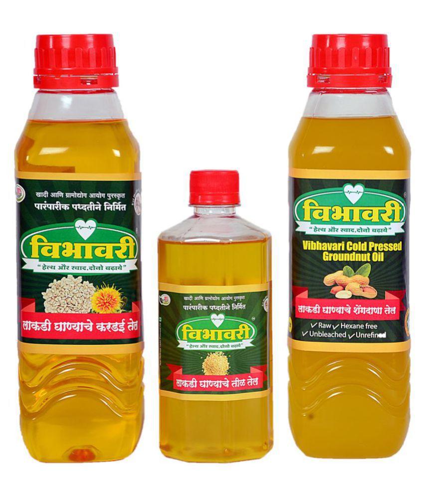 Vibhavari Seed oil 2.5 L Pack of 3