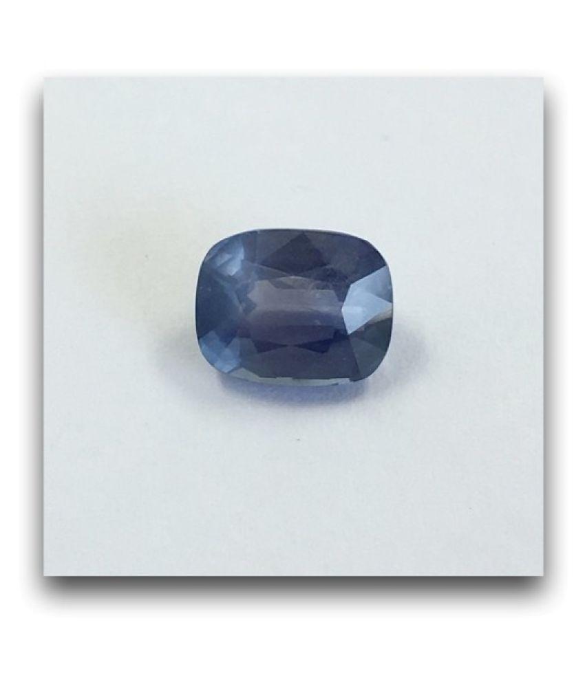 BL Fedput 7 - 7.5 -Ratti Self certified Blue Sapphire (Neelam)