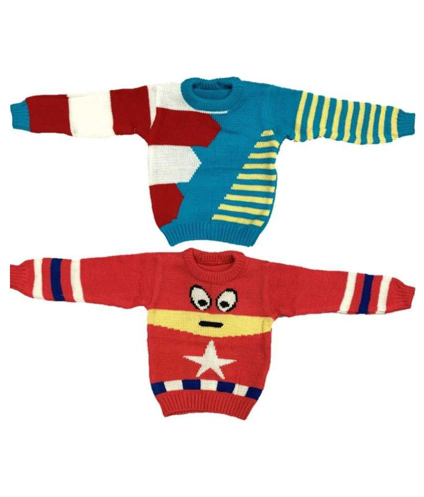 Stylish Sweater combo set for baby boy and girl