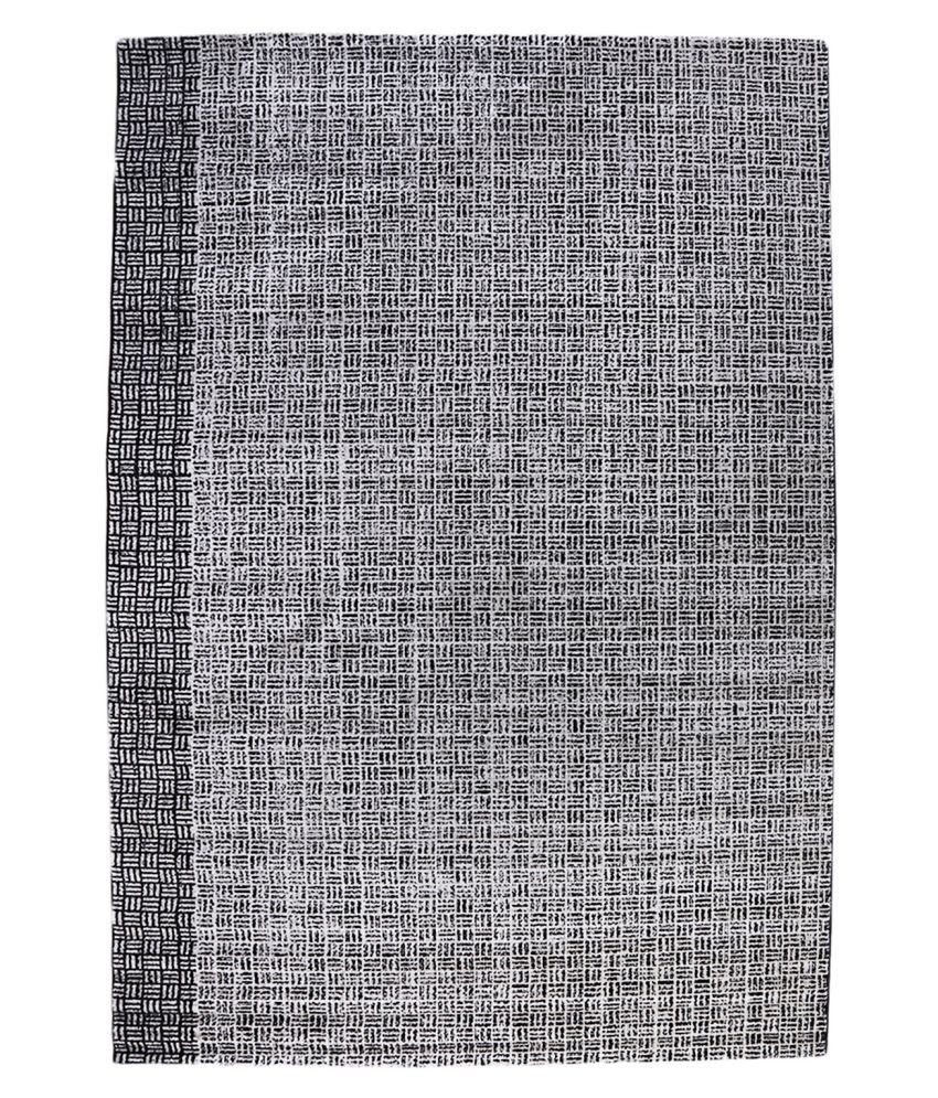 Obsessions Multi Polypropylene Carpet Abstract 3x6 Ft