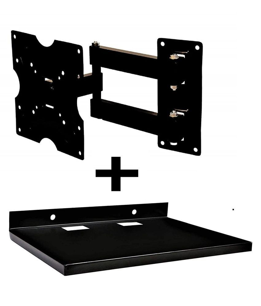 R.O.H.C DTH Stand & 14 To 32 TV Mount