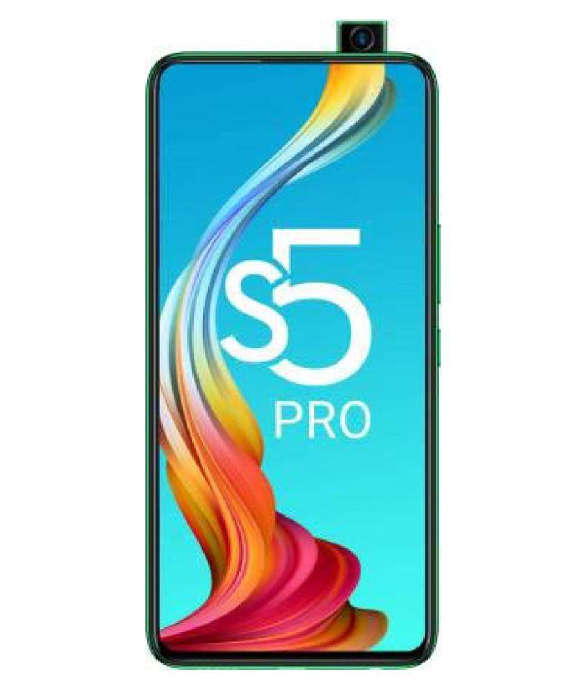 INFINIX S5 Pro   64 GB , 4  GB   Green