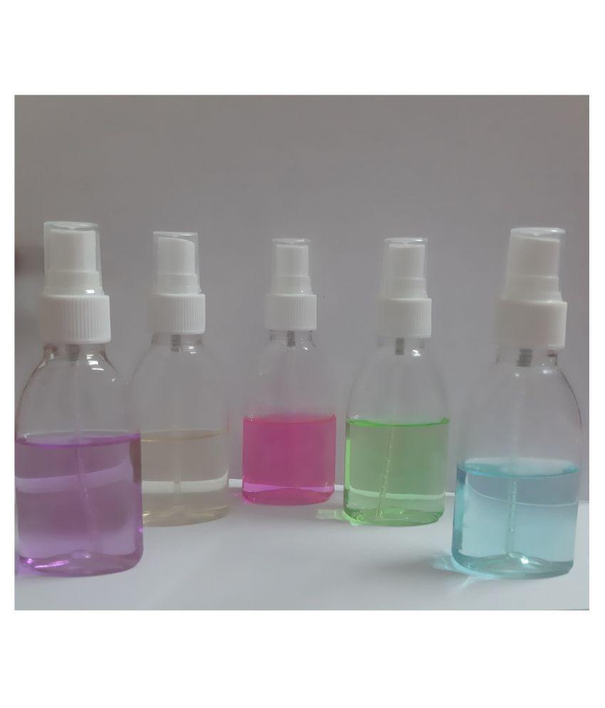 Quick spray Spray Bottle 50 mL Pack of 5