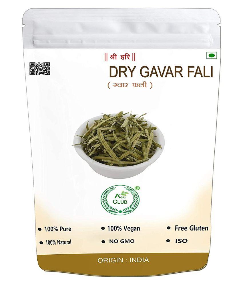AGRI CLUB Dry GWAR Fali 100 gm