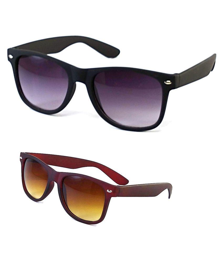 GEORGE MARTIN Sunglasses Combo ( 2 pairs of sunglasses )
