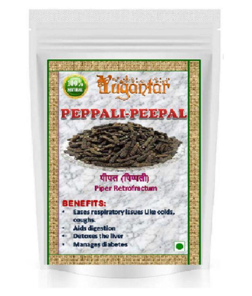 YUGANTAR PEPPALI-PEEPAL Raw Herbs 200 gm