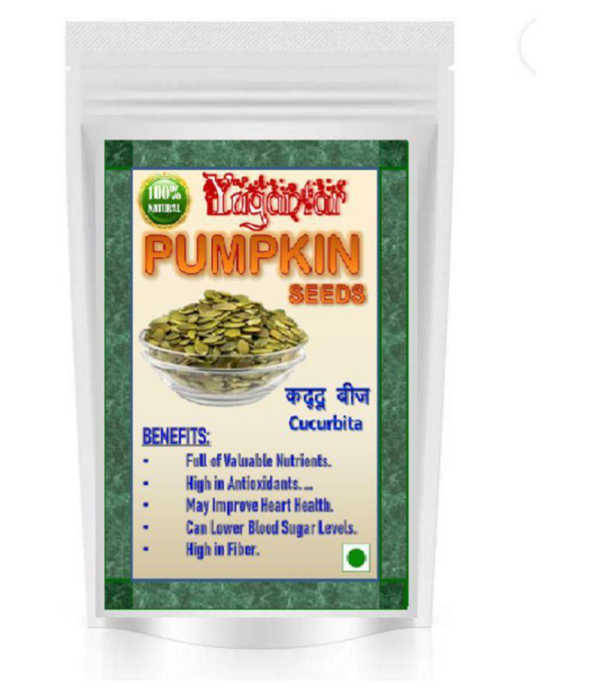 YUGANTAR PUMPKIN SEEDS Raw Herbs 400 gm