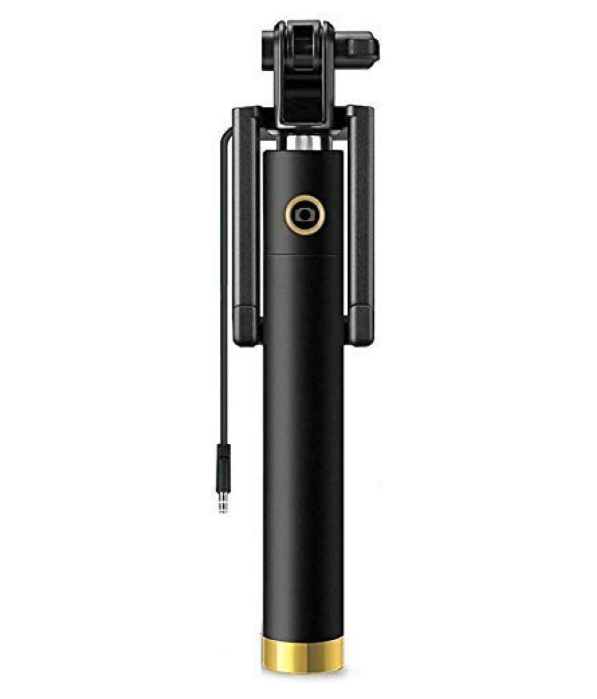 Selfie Stick 360 Degree Adjustable Monopod with Built in Remote 3.5Mm Jack  amp; Anti Pollution N95 mask