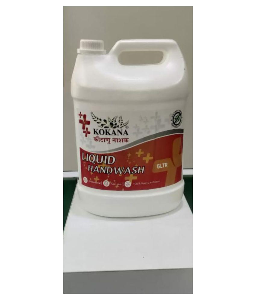 kokana Hand Wash 5000 mL Pack of 1