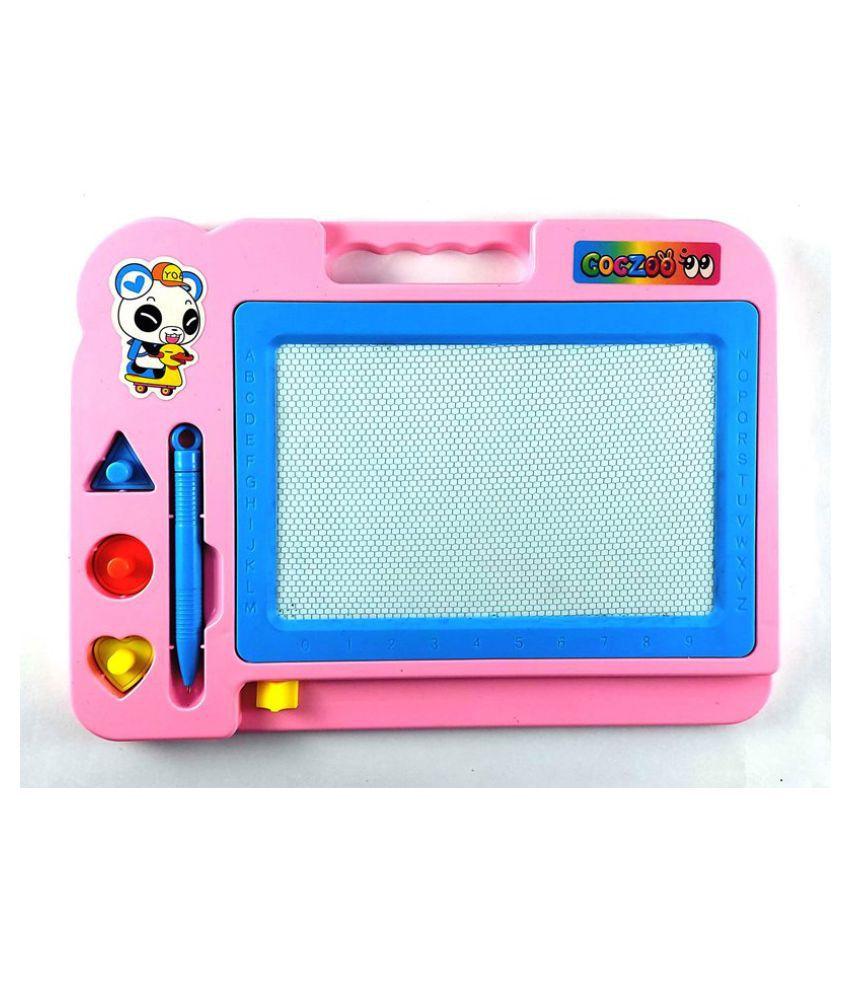Amaira Kids Magic Board Erasable Slate Easy Learning ...