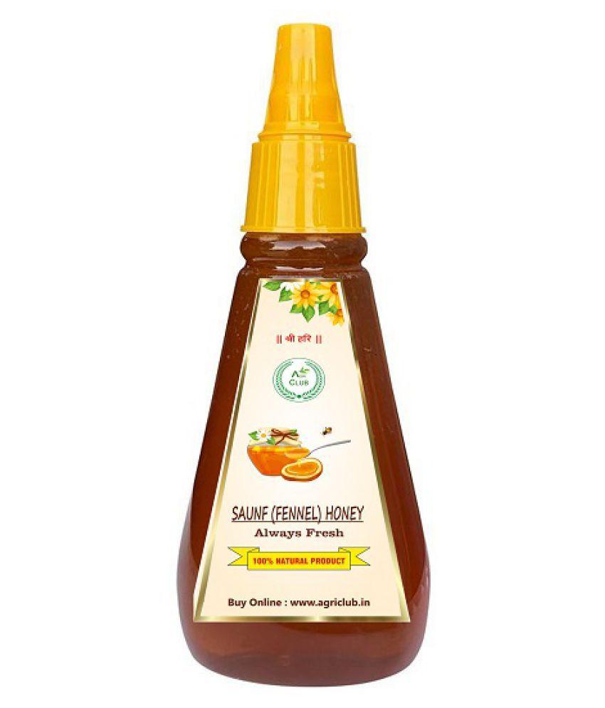 AGRI CLUB Honey Saunf (Fennel) Honey 0.25
