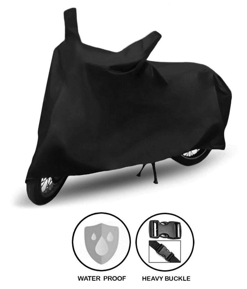 Lakshmina Enterprises Polyester  Water Resistant Two Wheeler / Bike Body Cover For Royal Enfield Classic 350