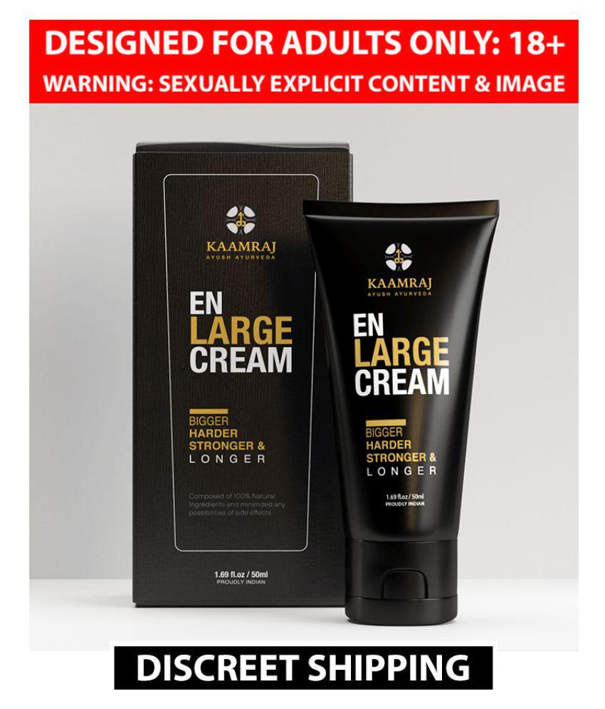 Max Power Enlarge Penis Enlargement Cream For Men By Kaamraj - 50 ML