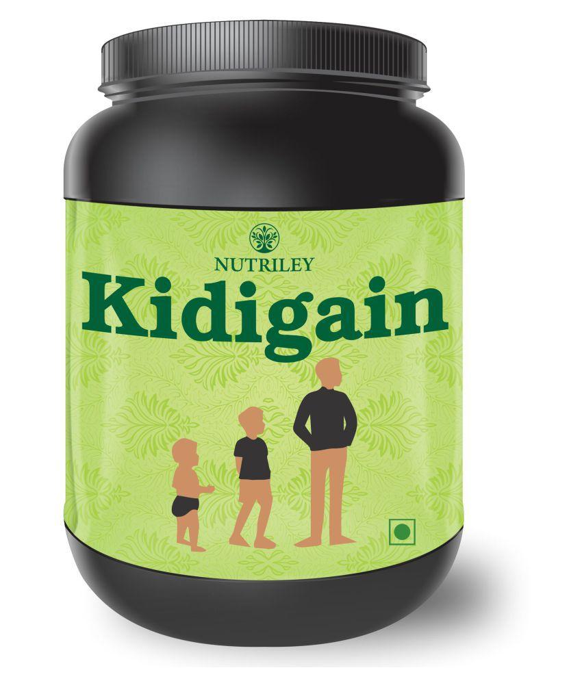 CRD Ayurveda Kidigain-Nutritional for Kids (500 Gms)-Elaichi 1 gm
