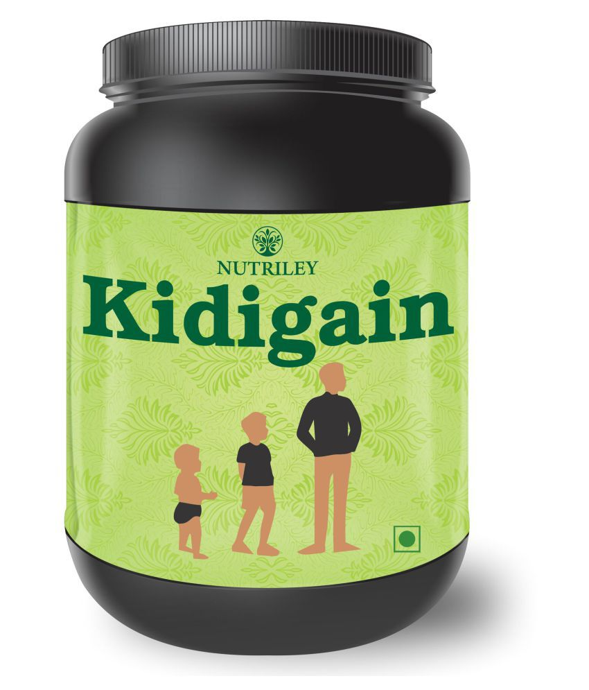 CRD Ayurveda Kidigain for Kids (500 Gms) American Ice Cream 1 gm