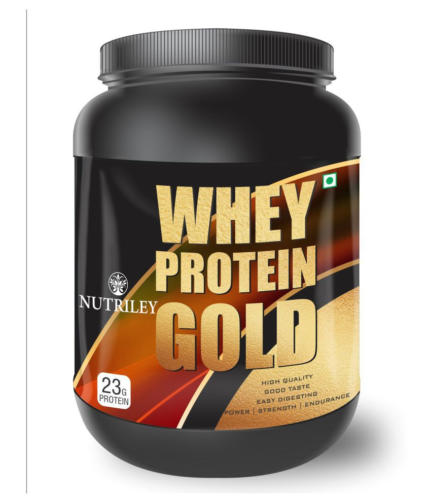 CRD Ayurveda Whey Protein Gold-Whey Protein (500 Gms)-Chocolate 1 gm
