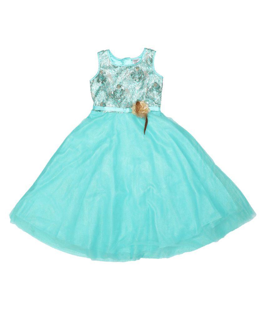 Doodle Gown Dress