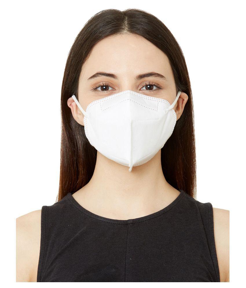 The Mask Lab N95 Mask - Cone-10 N95 Mask