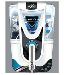 nexus carmy 15478 10 Ltr Mineral RO + UV + MF + MP Water Purifier