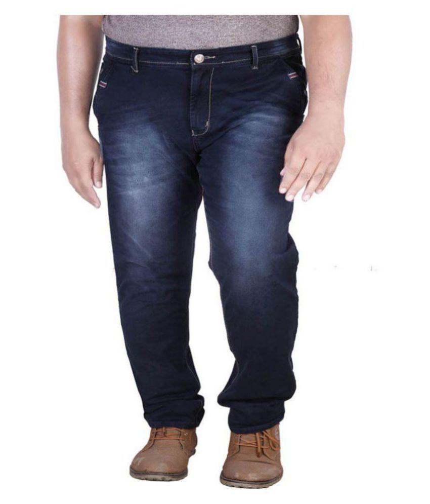 PRANKSTER Black Slim Jeans