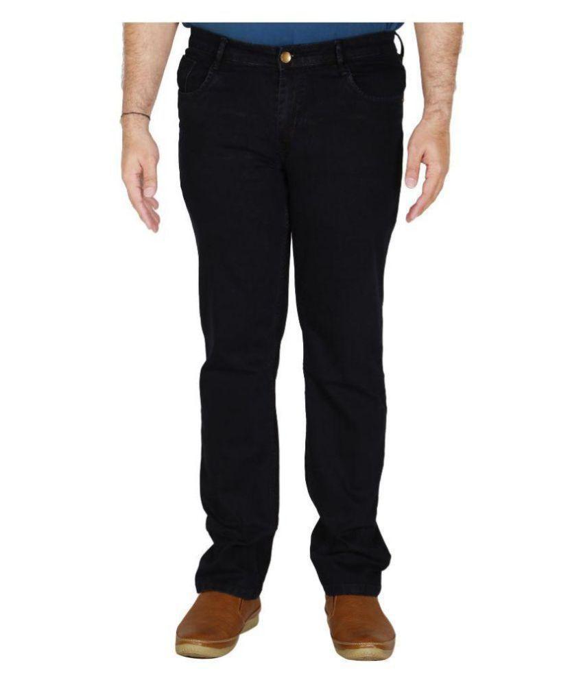 PRANKSTER Blue Regular Fit Jeans
