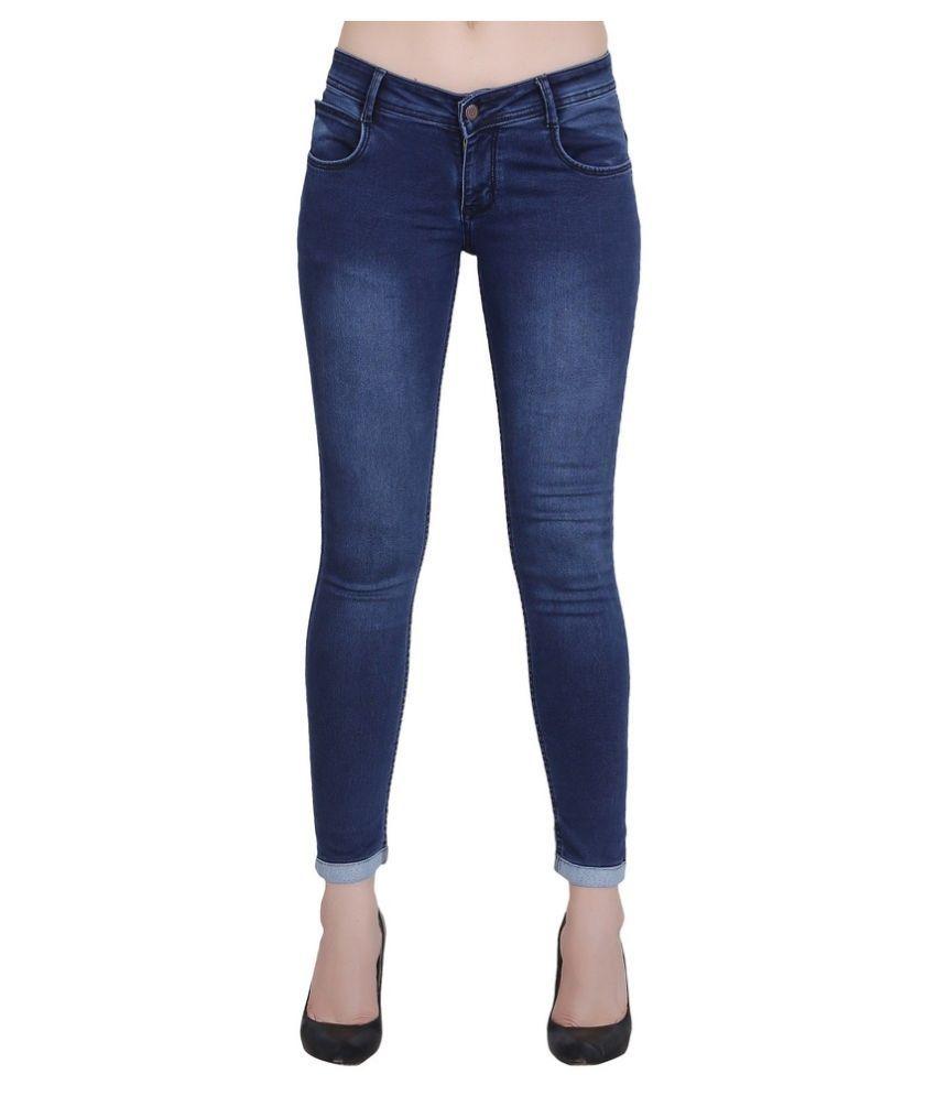 FORTH Denim Jeans - Blue