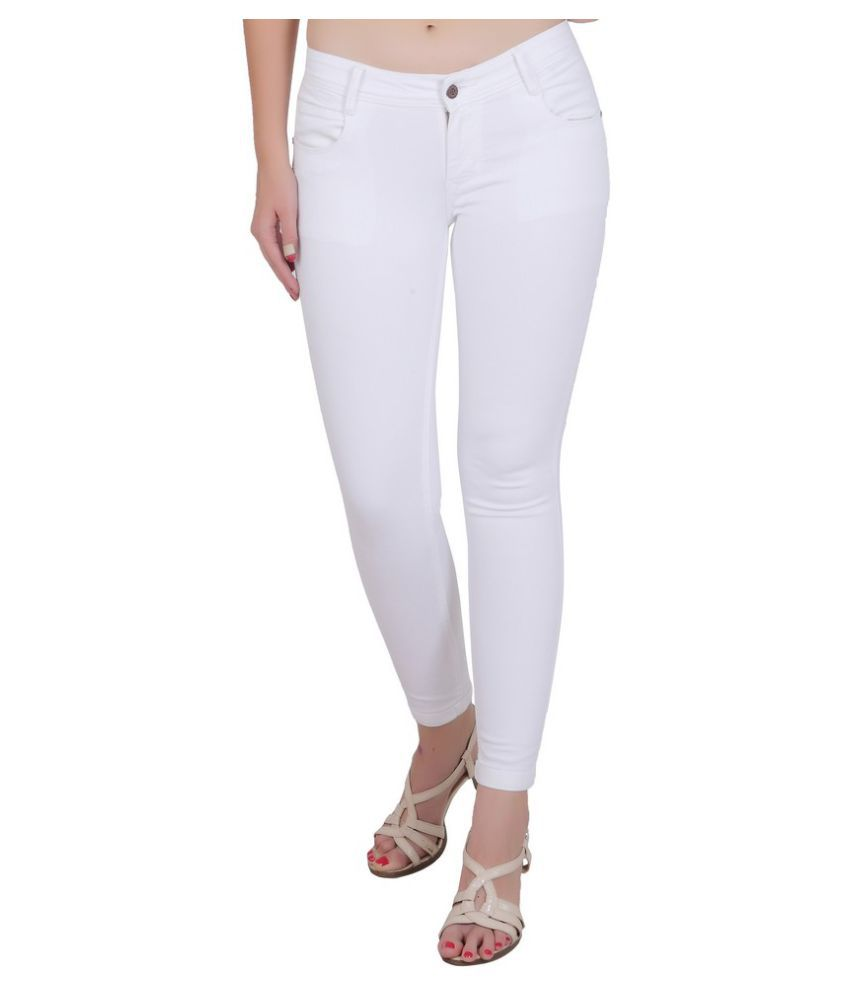 FORTH Denim Jeans - White
