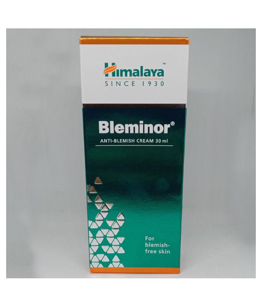 Himalaya Bleminor Anti-Blemish Cream Gel 30 ml Pack Of 2