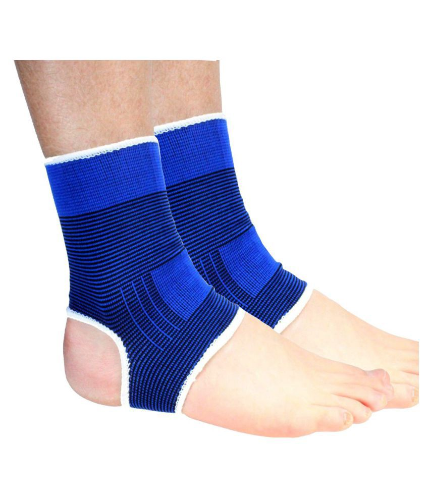 SJ Leg Ankle Muscle Joint / Ankle Supports / Anti-Crack Free Size
