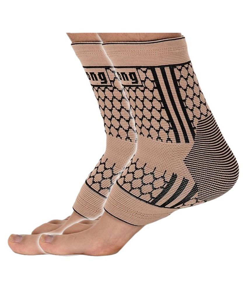 SJ 2 X Leg Ankle Joint Muscle  Free Size