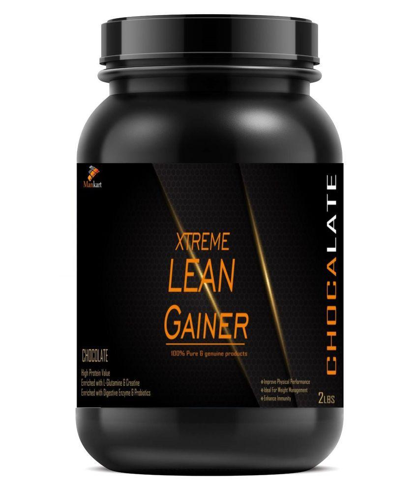 Mankart Nutrition's Mass gainer, Ingredients by Agropur USA 2 lb Weight Gainer Powder