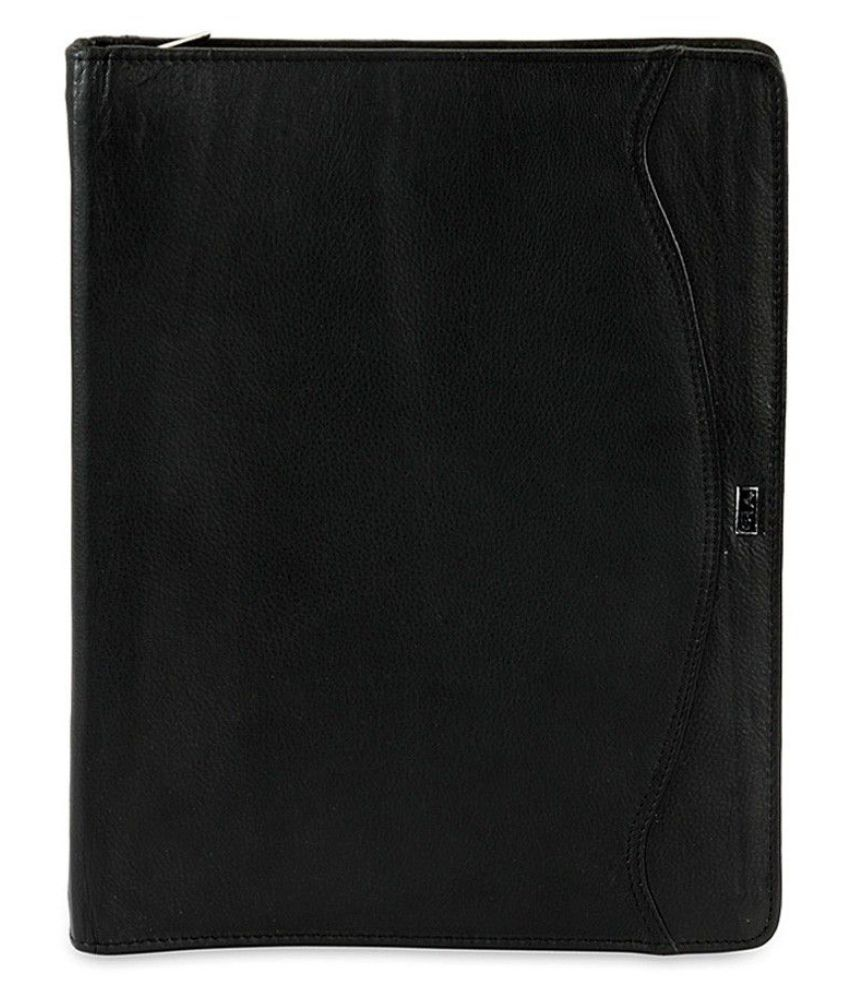 Goodwill Leather Art Black Leather File