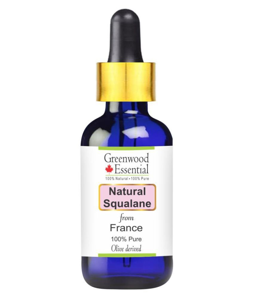 Greenwood Essential Natural Squalane Carrier Oil 10 ml