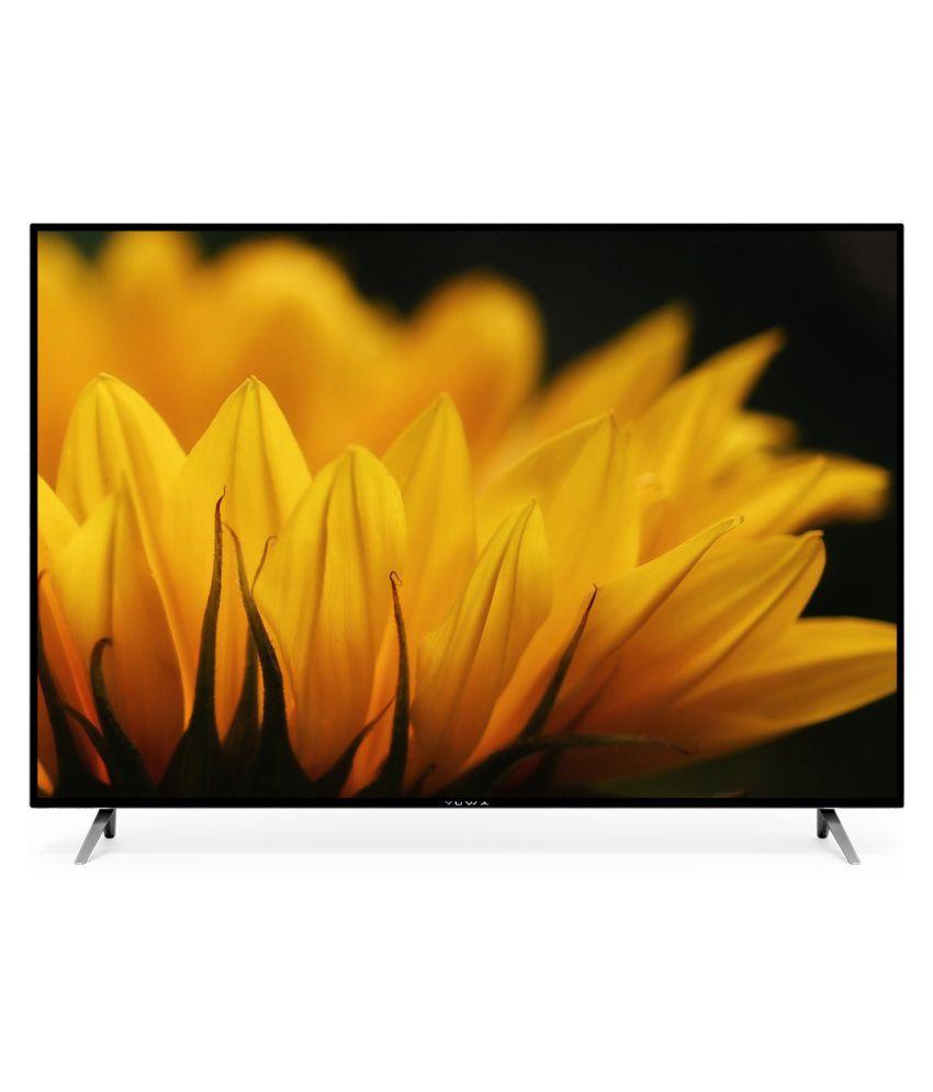 Yuwa 50 #034; Smart 127 cm   50   Ultra HD  4K  LED Television