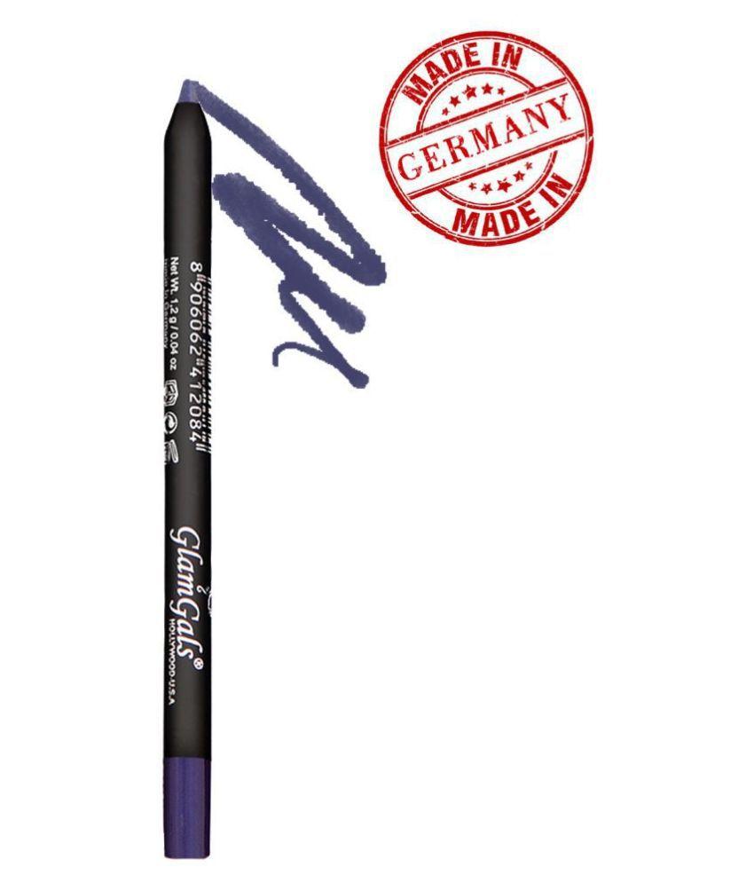 GlamGals Glide-on Pencil Eyeliner Purple 1.2 g