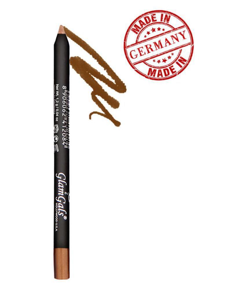 GlamGals Glide-on Pencil Eyeliner Copper 1.2 g