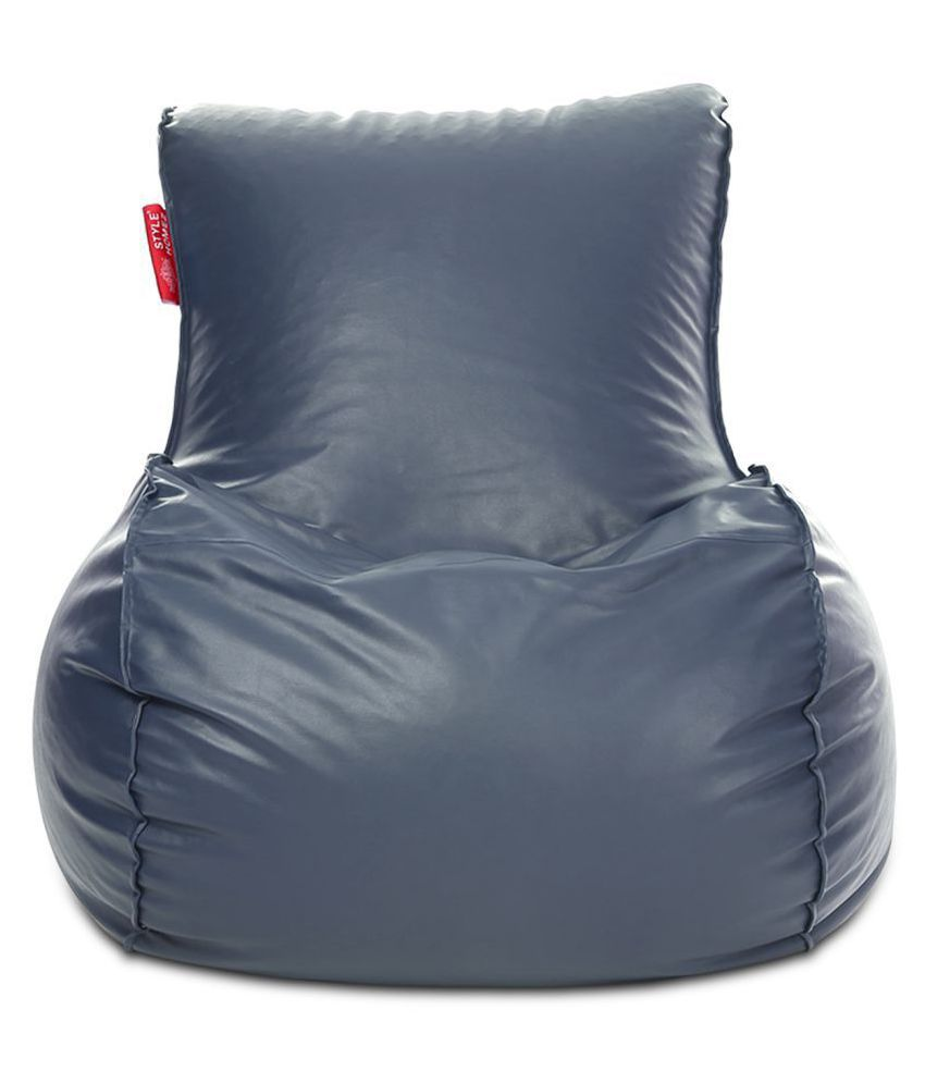 Home Story Mambo Bean Bag XXXL Size Grey Cover Only