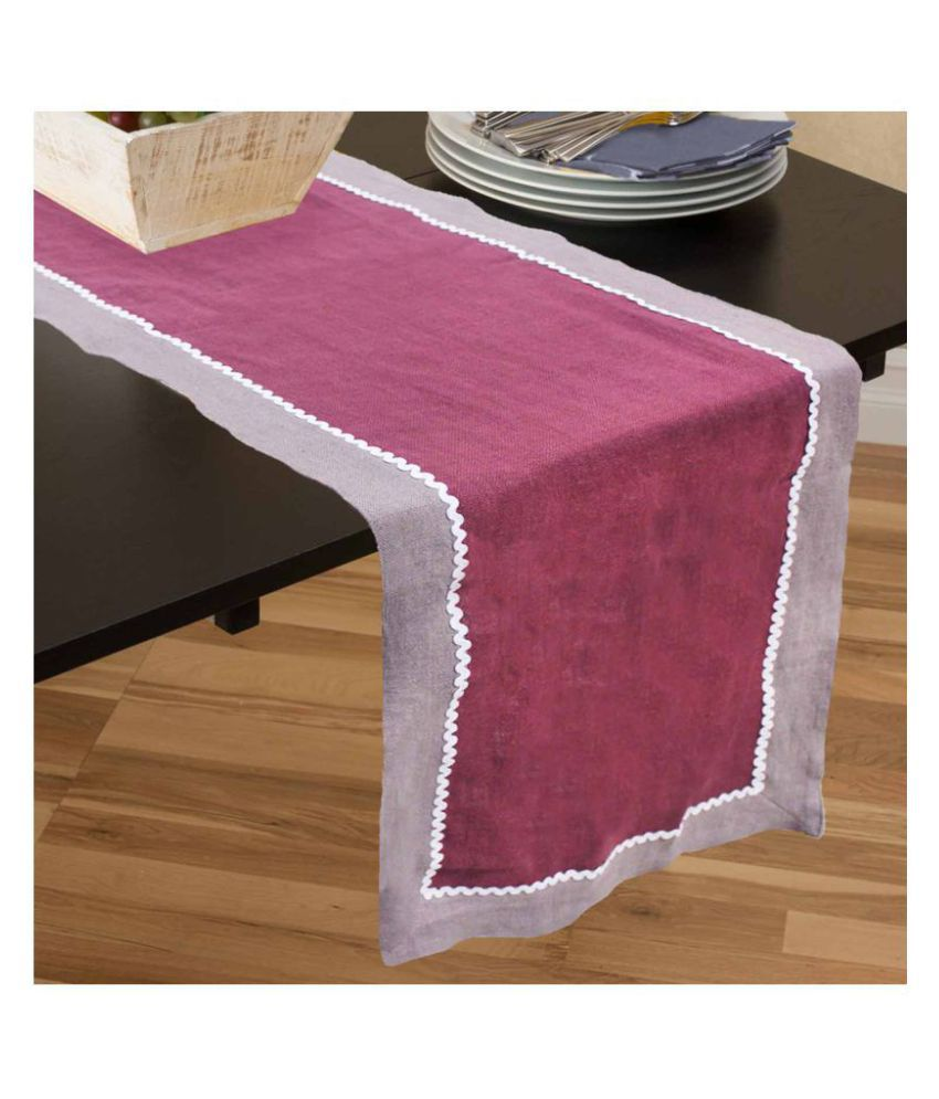 R home 6 Seater Others Single Table Runner