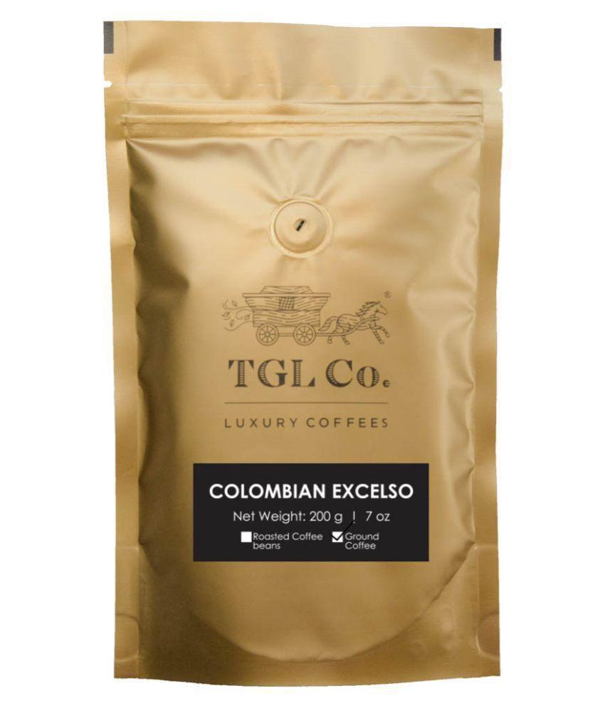 TGL Co. Medium - Coarse Ground Coffee 200 gm