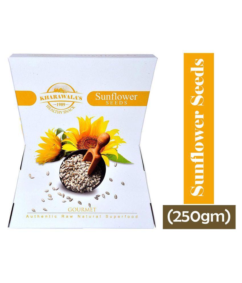 Kharawala's Sunflower Seeds 250 g