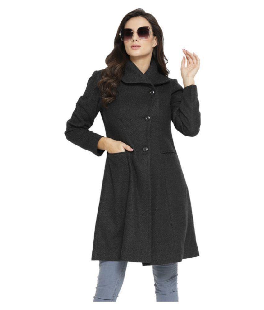 Owncraft Woollen Grey Over coats